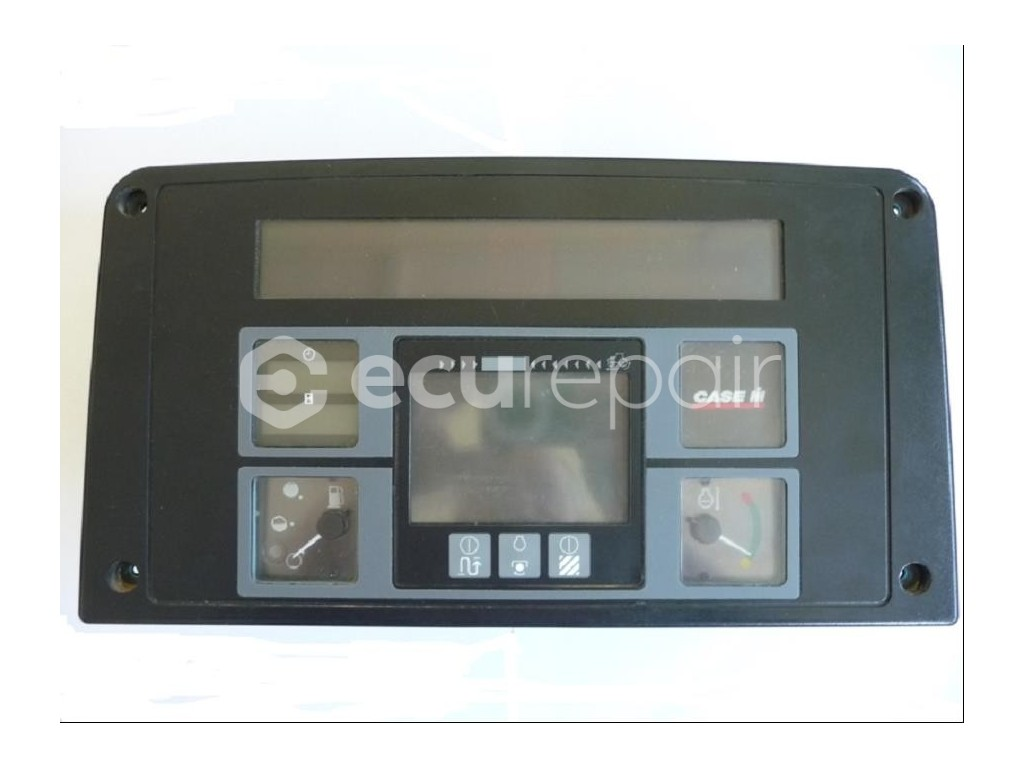 CASE CX, MX series Instrument Panel...