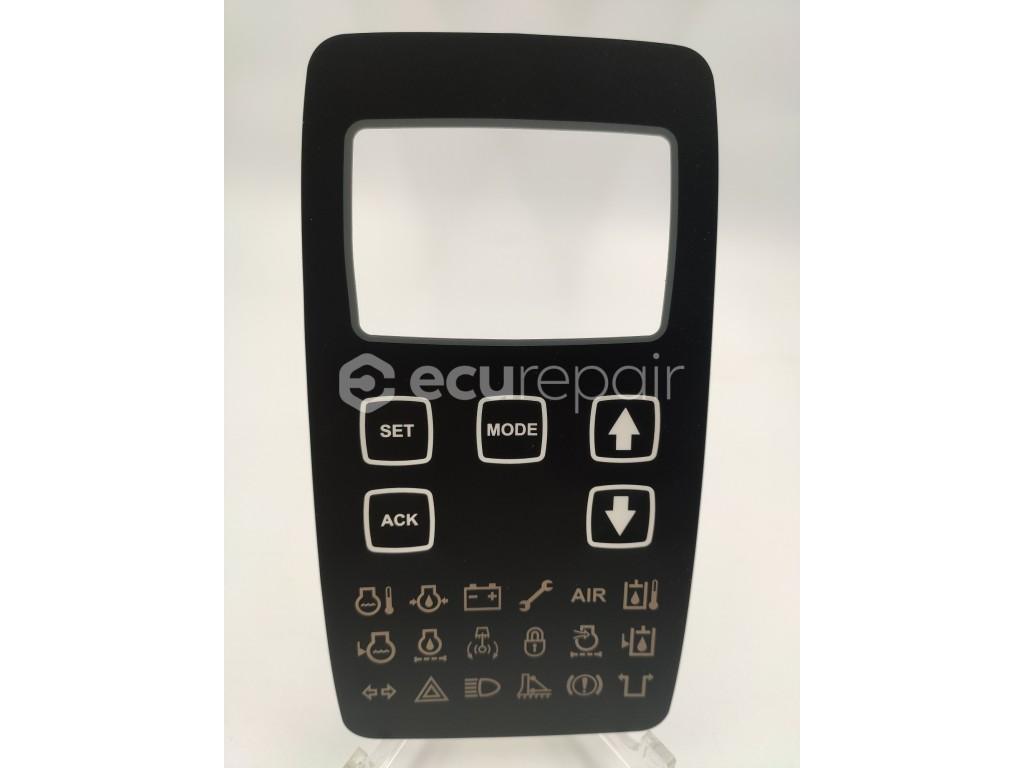 JCB Controller Keypad Membrane...