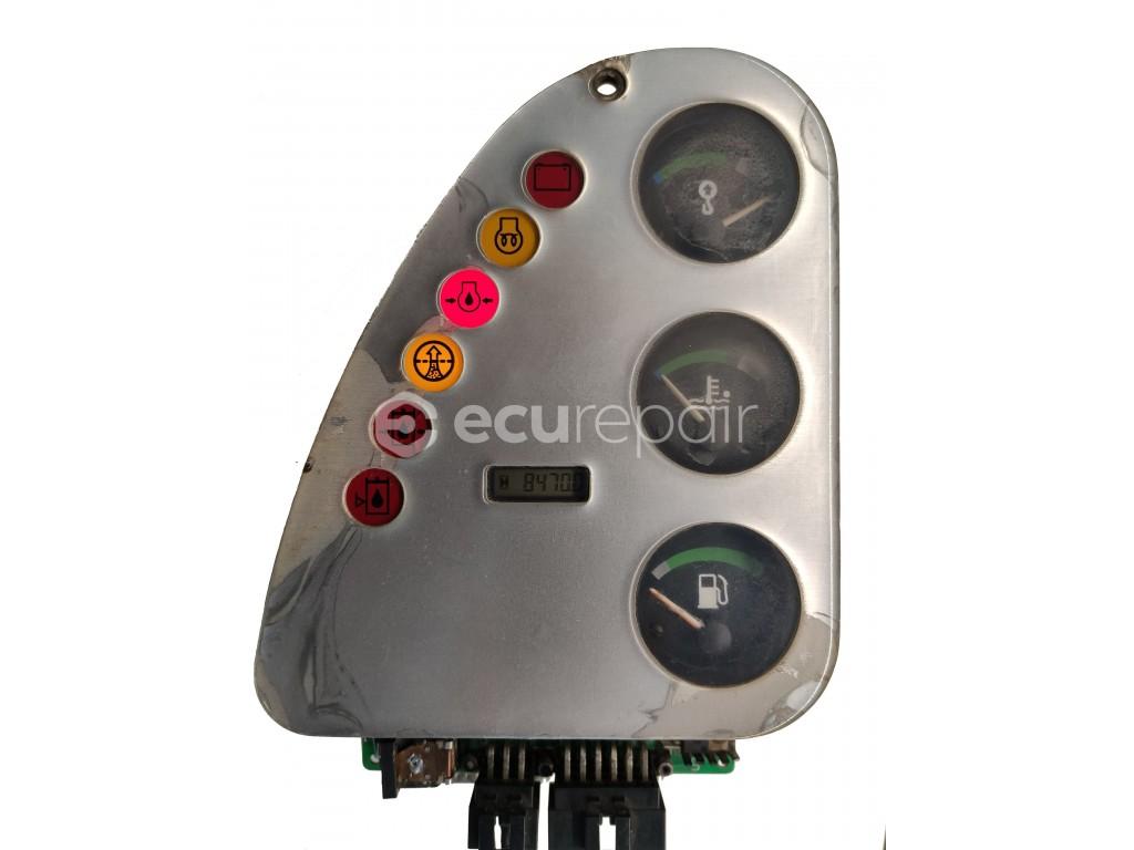 Terex HR32, Bobcat 442 Instrument...